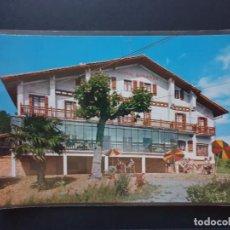 Postales: HOTEL BONANZA OYARZUN GUIPÚZCOA POSTAL COLOR - ORIGINAL. Lote 223879432