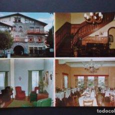 Postales: HOTEL IZARRA LOYOLA AZPEITIA GUIPÚZCOA POSTAL COLOR - ORIGINAL. Lote 223879467