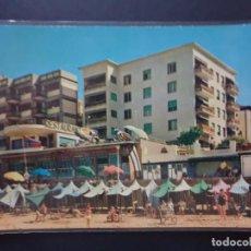 Postales: HOTEL KULISKA ZARAUZ GUIPÚZCOA POSTAL COLOR - ORIGINAL. Lote 223879492