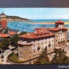 Postales: HOTEL CARLOS V FUENTERRABIA - HONDARRIBIA GUIPÚZCOA POSTAL COLOR - ORIGINAL. Lote 223879577