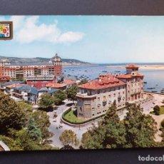 Postales: HOTEL CARLOS V FUENTERRABIA - HONDARRIBIA GUIPÚZCOA POSTAL COLOR - ORIGINAL. Lote 223879582