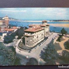 Postales: HOTEL CARLOS V FUENTERRABIA - HONDARRIBIA GUIPÚZCOA POSTAL COLOR - ORIGINAL. Lote 223879596