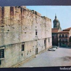 Postales: PARADOR NACIONAL EL EMPERADOR FUENTERRABIA - HONDARRIBIA GUIPÚZCOA POSTAL COLOR - ORIGINAL. Lote 223879693