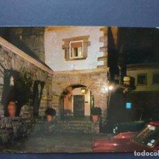 Postales: HOSTAL DE JAIZKIBEL FUENTERRABIA - HONDARRIBIA GUIPÚZCOA POSTAL COLOR ORIGINAL. Lote 223879925
