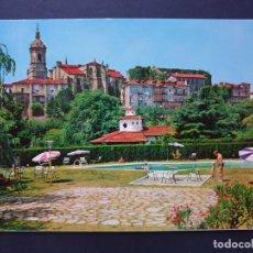Postales: HOTEL GUADALUPE FUENTERRABIA - HONDARRIBIA GUIPÚZCOA POSTAL COLOR ORIGINAL. Lote 223879950