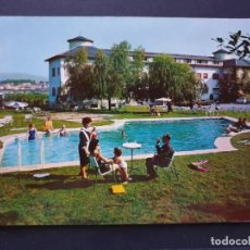 Postales: HOTEL GUADALUPE FUENTERRABIA - HONDARRIBIA GUIPÚZCOA POSTAL COLOR ORIGINAL. Lote 223879975