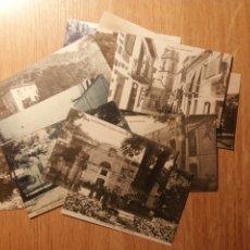 Postales: COLECCIÓN 14 POSTALES BAÑOS DE MONTEMAYOR. Lote 225069575