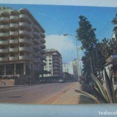 Postales: POSTAL DEL HOTEL LUZ , HUELVA . AÑOS 60. Lote 225579643