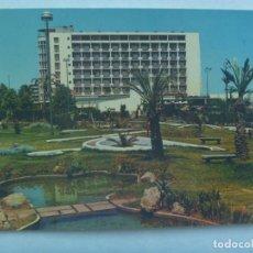 Postales: POSTAL DE TORREMOLINOS ( MALAGA ), COSTAL DEL SOL : HOTEL PEZ ESPADA . AÑOS 60. Lote 225643973