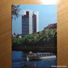 Postales: SUIZA: HOTEL ZURICH. CIRCULADA.1976. Lote 230627490