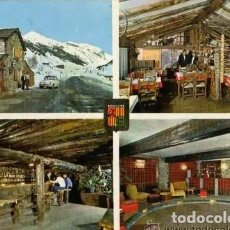 Postales: POSTAL * CANILLO , HOSTAL D' INCLES * 1968. Lote 243841070
