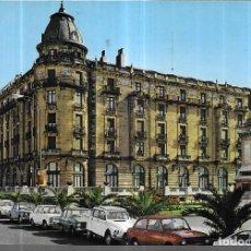 Postales: POSTAL * SAN SEBASTIAN , HOTEL MARIA CRISTINA * 1972. Lote 243843370