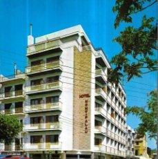 Postales: POSTAL * PINEDA DE MAR , HOTEL MONT PALAU * 1970. Lote 243848910