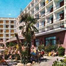 Postales: POSTAL * CALELLA , HOTEL BON REPOS * 1970. Lote 243864630