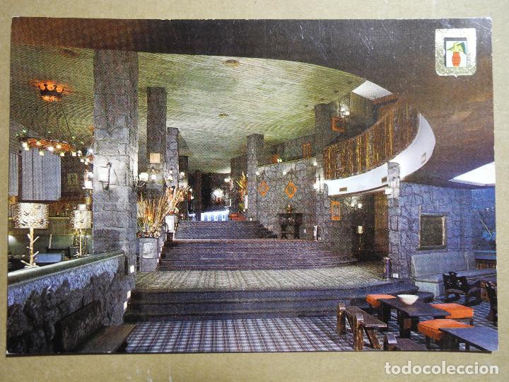 HOSTAL MONTE PICAYO. COMPLEJO HOTELERO DE LUJO. ED. SUBIRATS CASNOVAS N. 10 NUEVA (Postales - Postales Temáticas - Hoteles y Balnearios)