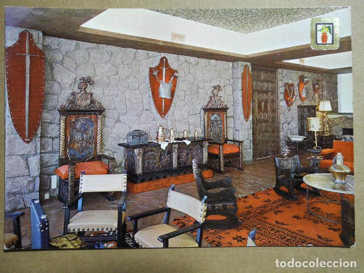HOSTAL MONTE PICAYO. COMPLEJO HOTELERO DE LUJO. ED. SUBIRATS CASNOVAS N. 7 NUEVA (Postales - Postales Temáticas - Hoteles y Balnearios)