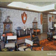Postales: HOSTAL MONTE PICAYO. COMPLEJO HOTELERO DE LUJO. ED. SUBIRATS CASNOVAS N. 7 NUEVA. Lote 243867855