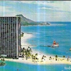 Postales: POSTAL * HAWAI , HILTON HAWAIIAN VILLAGE *. Lote 243868700