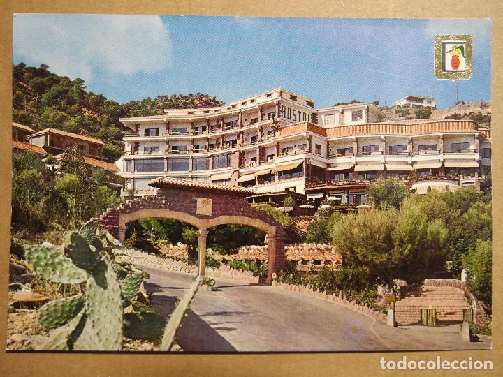 HOSTAL MONTE PICAYO. COMPLEJO HOTELERO DE LUJO. ED. SUBIRATS CASNOVAS N. 2 NUEVA (Postales - Postales Temáticas - Hoteles y Balnearios)