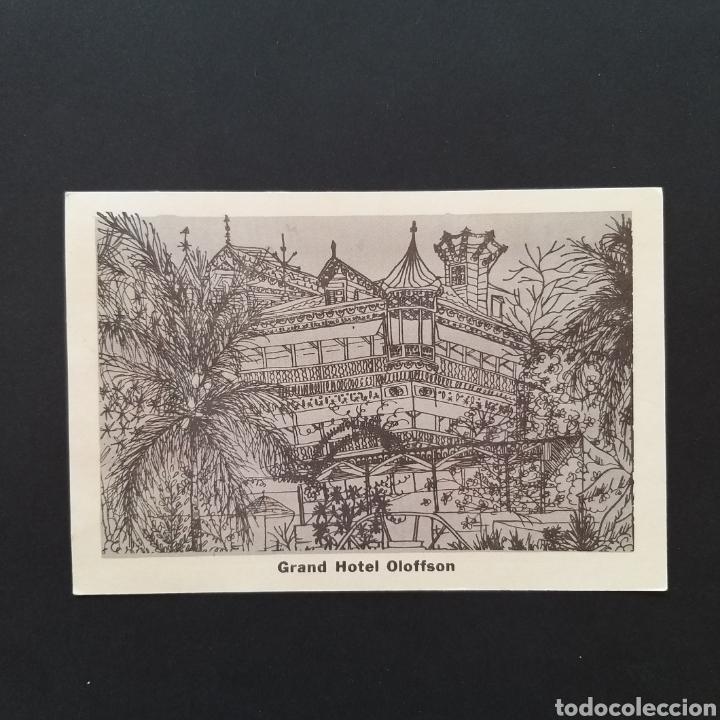 POSTAL ANTIGUA HAITÍ PUERTO PRÍNCIPE HOTEL OLOFFSON VC008 (Postales - Postales Temáticas - Hoteles y Balnearios)
