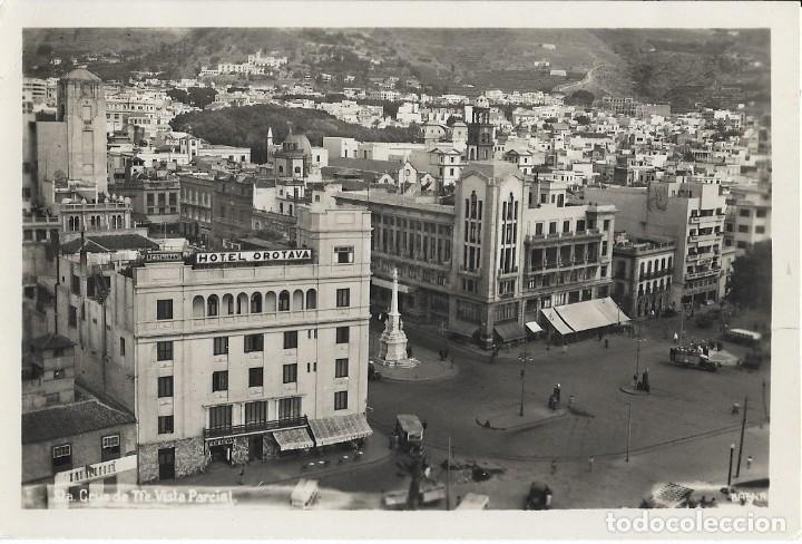 POSTAL FOTOGRAFICA ANTIGUA HOTEL OROTAVA. SANTA CRUZ DE TENERIFE (Postales - Postales Temáticas - Hoteles y Balnearios)