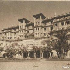 Postales: POSTAL HOTEL MIRAMAR, MÁLAGA. ANDALUCIA. Lote 244655870