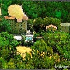 Postales: POSTAL * VALLFOGONA DE RIUCORP , HOSTAL REGINA *. Lote 245443865