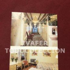 Postales: POSTAL HOTEL REMINGTON, NUEVA YORK, ESTADOS UNIDOS, AÑOS 90. Lote 247434345