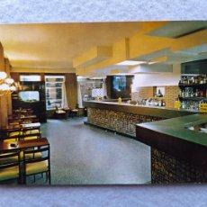 Postales: CABAÑAS. PUENTEDEUME. HOTEL SARGA. CAFETERÍA.. Lote 253304340