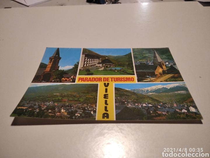 PARADOR DE TURISMO VIELLA (Postales - Postales Temáticas - Hoteles y Balnearios)