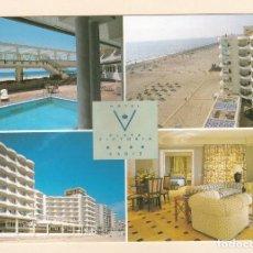 Postales: POSTAL HOTEL PLAYA VICTORIA (CADIZ) - EDICIONES SICILIA. Lote 253929480