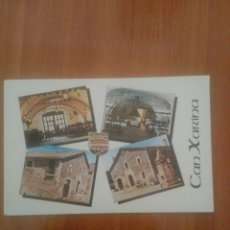 Postales: POSTAL HOSTAL CAN XARINA COLLSUSPINA. Lote 255539810