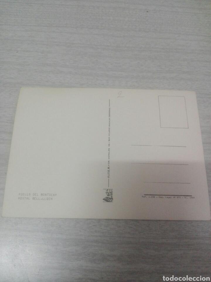 Postales: Postal riells del Montseny hostal bell-lloch - Foto 2 - 255597915