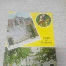 Postales: POSTAL RIELLS DEL MONTSENY HOSTAL BELL-LLOCH. Lote 255597915
