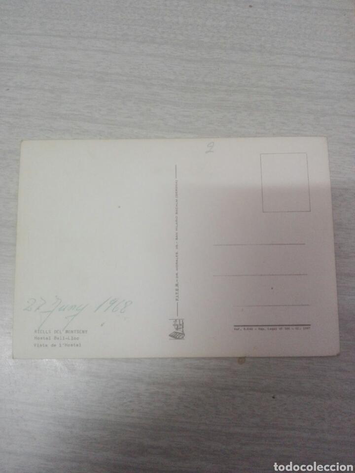 Postales: Postal riells del Montseny hostal bell-lloch - Foto 2 - 255598625