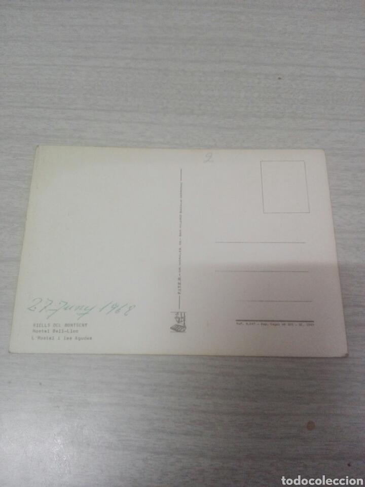 Postales: Postal riells del Montseny hostal bell-lloch i les agudes - Foto 2 - 255600550