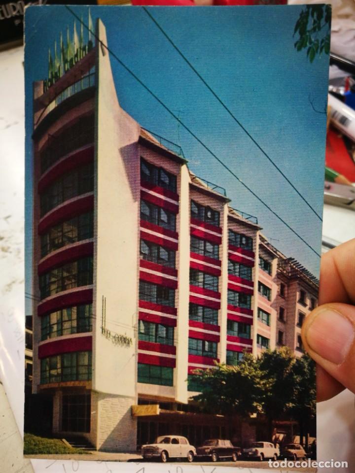 POSTAL HOTEL CODINA SAN SEBASTIÁN S/C (Postales - Postales Temáticas - Hoteles y Balnearios)