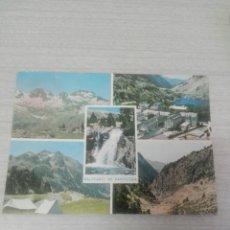 Postales: POSTAL 2018 BALNEARIO DE PANTICOSA. Lote 257318235