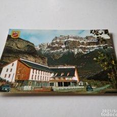 Postales: HOTEL ORDESA. Lote 260627355