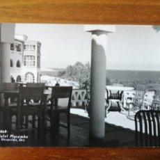 Postales: POSTAL HOTEL MOCAMBO VERACRUZ - MEXICO. Lote 260633045