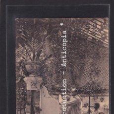 Postales: POSTAL DE FRANCIA - 141 LE MONT DORE - ETABLISSEMENT THERMAL - SALLE DES GARGARISME. Lote 261920190
