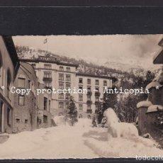 Postales: POSTAL DE SUIZA - PARKHOTEL PONTRESINA (SUISSE). Lote 261953485