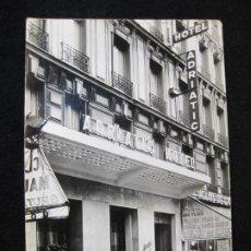 Postales: HOTEL ADRIATIC-POSTAL ANTIGUA-(80.424). Lote 262293300
