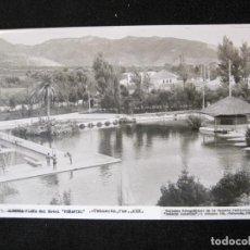 Postales: MEXICO-ALBERCA-PLAYA DEL HOTEL PEÑAFIEL-FOTOGRAFICA-POSTAL ANTIGUA-(80.489). Lote 262458640
