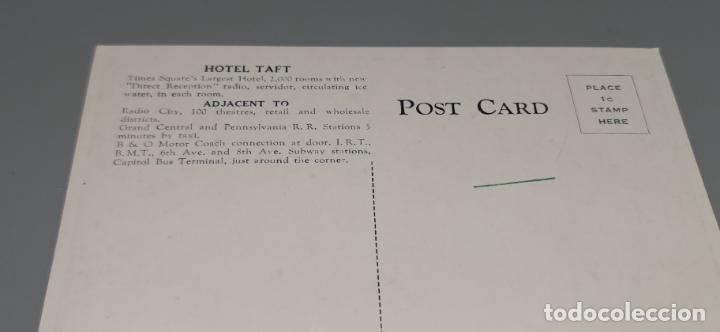 Postales: HOTEL, HOTEL TAFT, NEW YORK, USA, SIN CIRCULAR - Foto 2 - 262863025