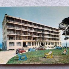 Postales: LA TOJA. HOTEL RESIDENCIA LOUJO. Lote 266073718