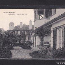 Postales: POSTAL DE ESPAÑA - ALGECIRAS: HOTEL CRISTINA - CÁDIZ, ANDALUCIA. Lote 269817638