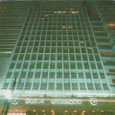 Postales: BRASIL ** & POSTAL, SÃO PAULO, HOTEL ELDORADO BOULEVARD, AV. SÁO LUÍS, 234 (2882). Lote 270860873