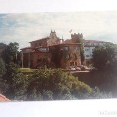Postales: COMILLAS - CANTABRIA - SANTANDER - HOTEL CASAL DE CASTRO 1992. Lote 272887708