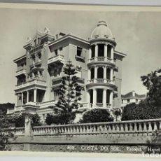 Cartes Postales: PORTUGAL, ESTORIL, HOTEL INGLATERRA, ED. TORRES. FOTOGRÁFICA. SIN CIRCULAR.. Lote 274832378